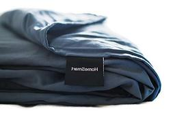 HomeSmart Products 25lb Premium Weighted Blanket for Adults