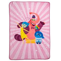"Disney/Pixar Inside Out Dream 62"" x 90 "" Twin Blanket"