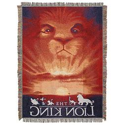 New The Lion King Sunset Simba Tapestry Throw Gift Blanket D