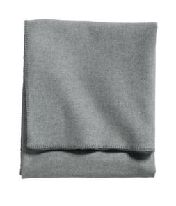 Pendleton Eco-Wise Easy Care Blanket, Twin, Grey Heather
