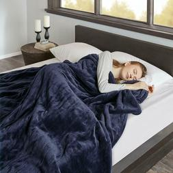 Beautyrest Ultra Soft Knitted Plush Reverse to Sherpa Auto S