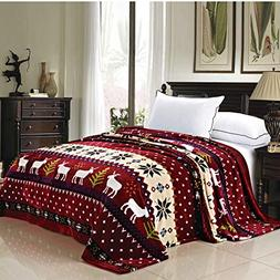 Home Soft Things Boon Light Weight Christmas Collection Prin