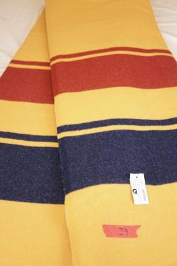 Brand New Pendleton Yellowstone National Park Queen Size Bla