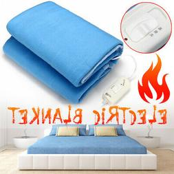 Electric Blanket Double Bed Radiation-Free Temperature Adjus