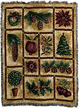 Pure Country Weavers - Images Of Christmas Holly Tree Cherri