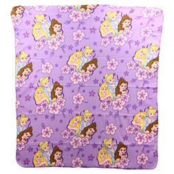 Northwest Kid's Colorful Character Lightweight Throw Blanket