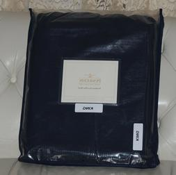 Pendleton King Eco-Wise Washable Wool Blanket In Blue BNWT