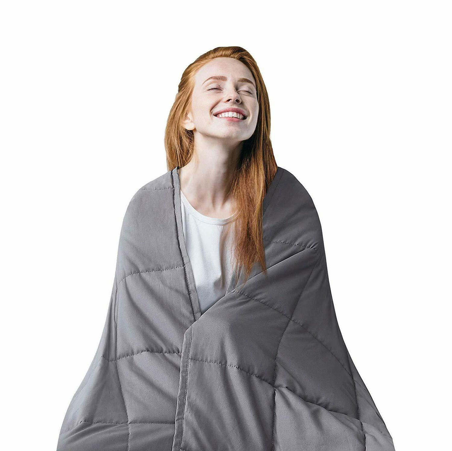 60 x80 weighted blanket full queen size
