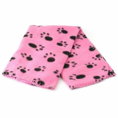 Comfortable Pet Pink For Cushion Mat Bed 70x60cm