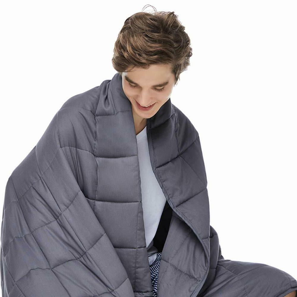 cooling weighted blanket for adults 100 percent