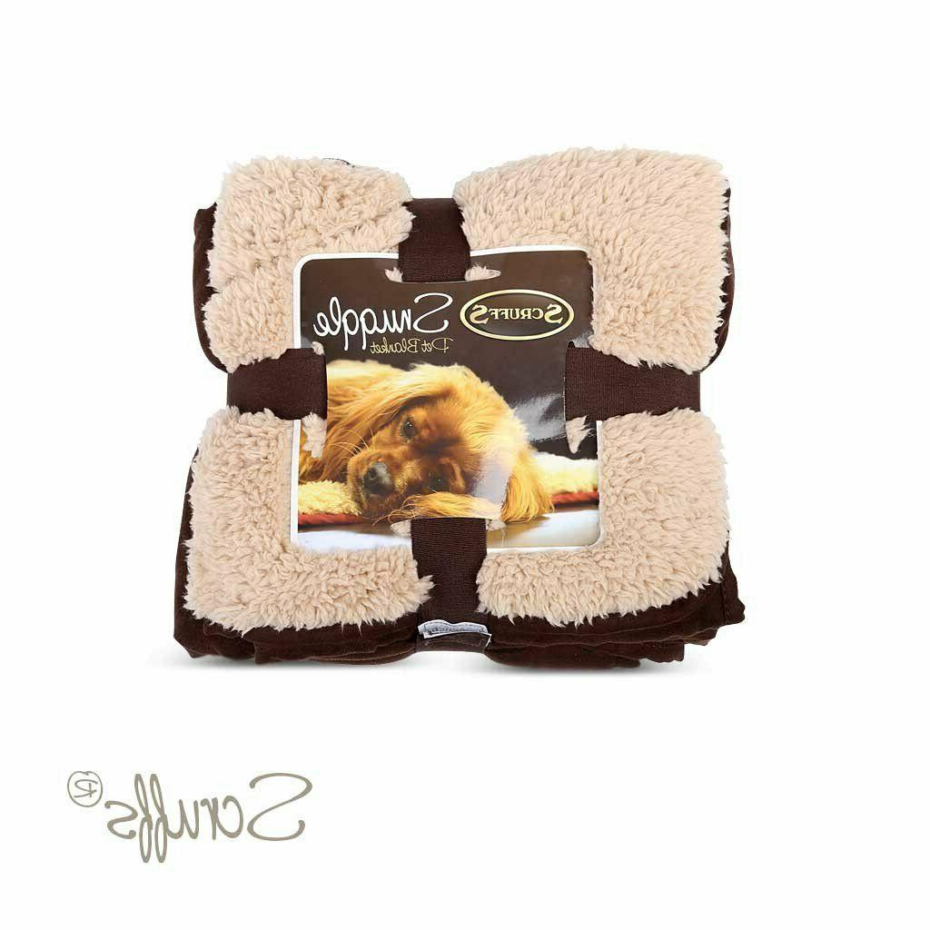 Scruffs Snuggle Reversible Soft Cold Day Faux Suede Warmer Day