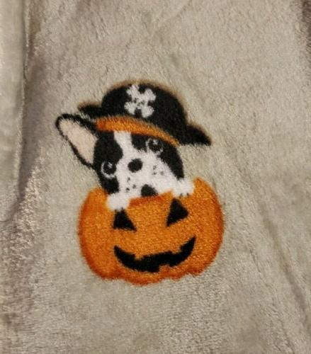 French Pumpkin Ghost Cozy