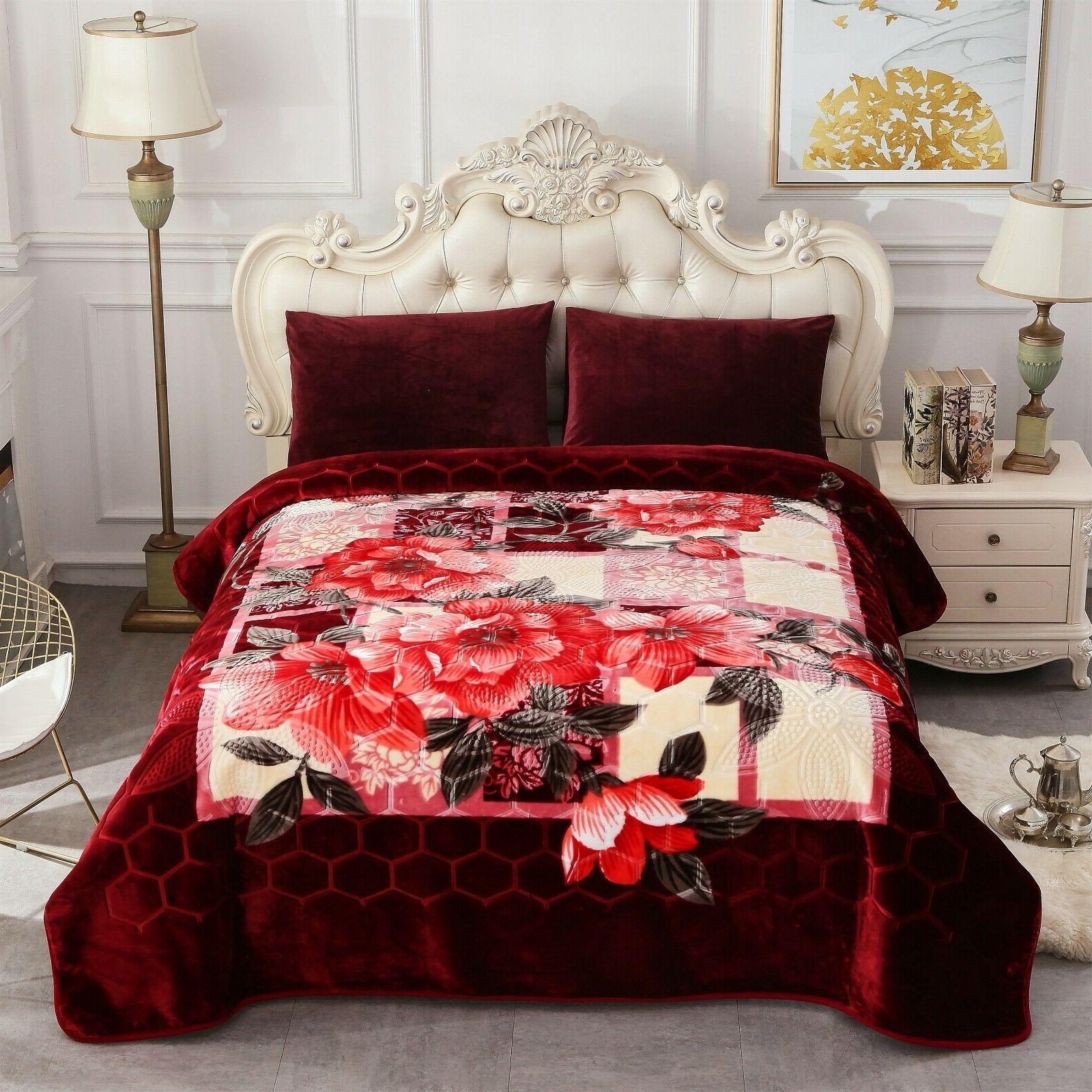 """Heavy Thick Winter Warm For King size Bed x 93"""" Lbs"""