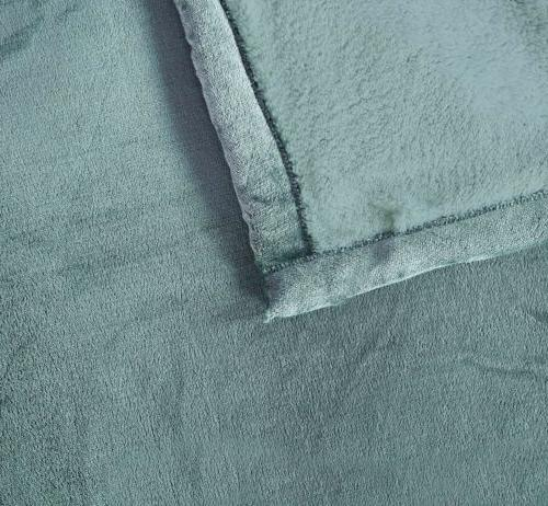Chezmoi Micromink Cuddly Sherpa Solid