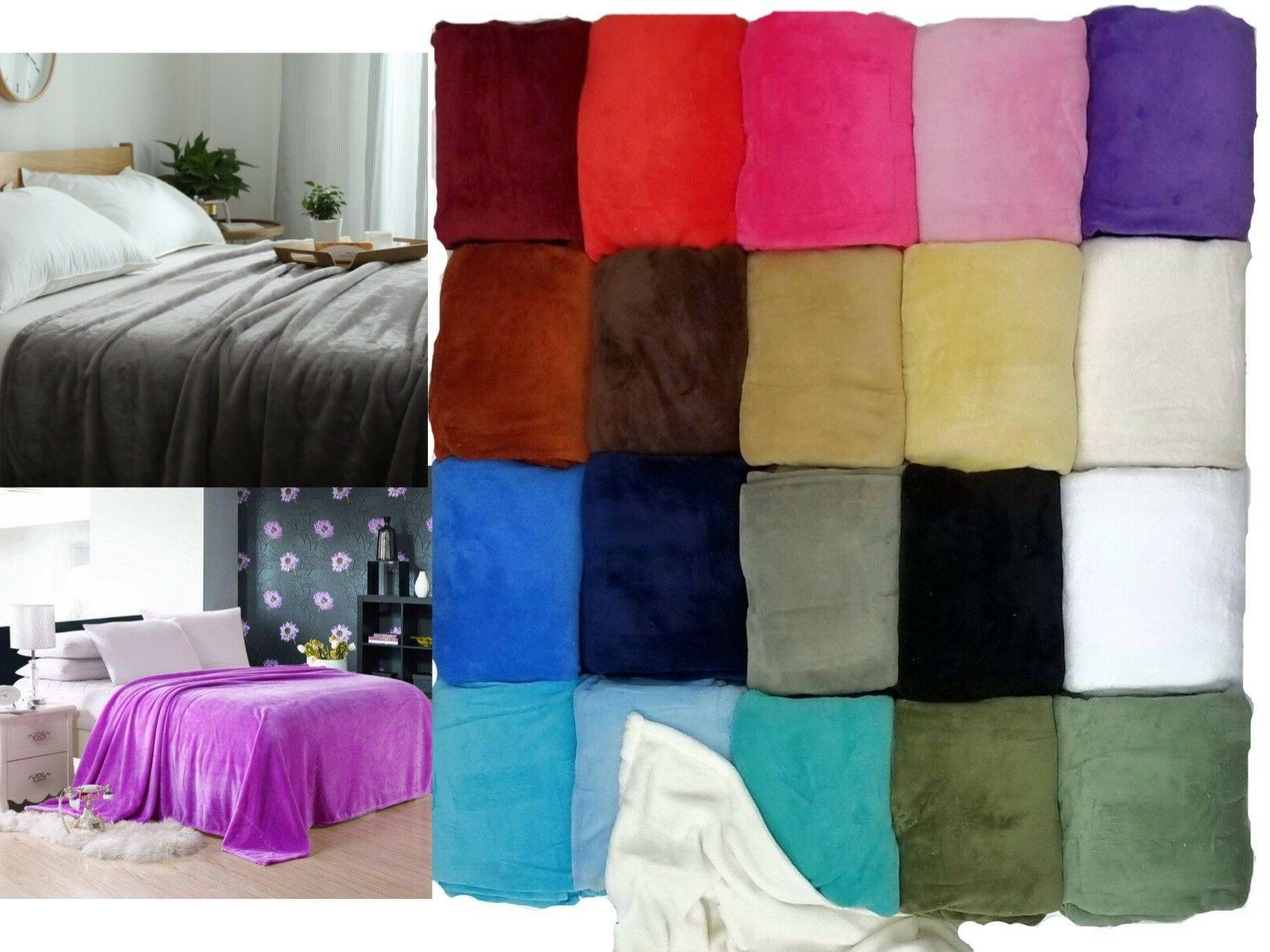 sumptuous light winter blanket soft throw 20