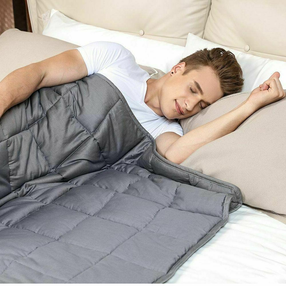 Weighted Blanket Heavy with anxiety