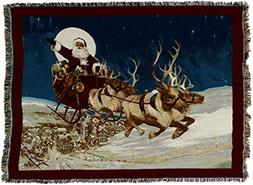 Pure Country Weavers - Merry Christmas To All Santa on his S