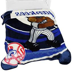 Northwest MLB York Yankees Teddy Bear Baseball Toddler Plush