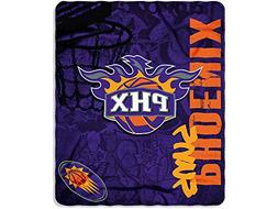 The Northwest Company NBA Phoenix Suns Printed Fleece Throw,