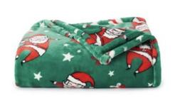 NEW The Big One Supersoft Plush Throw Blanket Ultra Comfy Ho