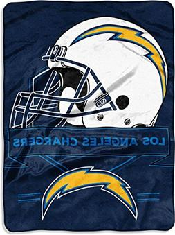 The Northwest Company NFL Los Angeles Chargers Royal Plush R