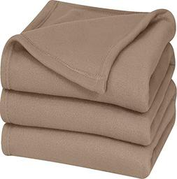Utopia Bedding Polar Fleece Blanket  Pack of 10 - Extra Soft