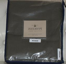 Pendleton Queen Eco-Wise Washable Wool Blanket In Caper BNWT
