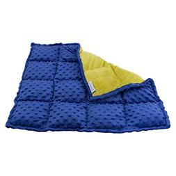 Sensory Weighted Lap Pad for Kids - 5-pounds - Great Lap Wei