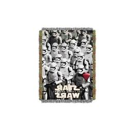 The Northwest Company Star Wars Imperial TroopsWoven Tapestr