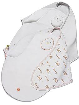 """Swaddle 2 Pack -""""Premier"""" and""""Classic"""" Zen Swaddle - Weighte"""