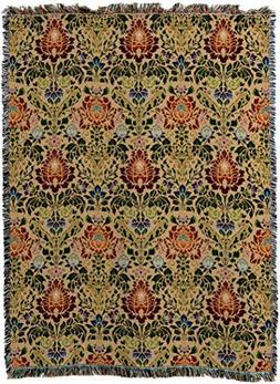 Pure Country Weavers - Acanthus Spectrum Woven Tapestry Thro