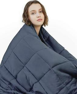 YnM Weighted Blanket  | 2.0 Heavy Blanket | 100% Cotton Mate