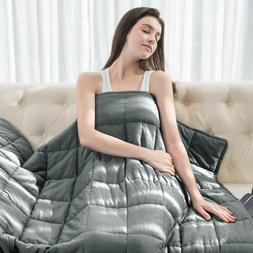 Weighted Blanket Premium Cotton Heavy Blanket  King Size New
